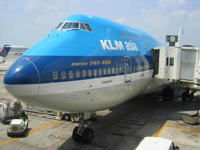 авиакомпания klm отзывы
