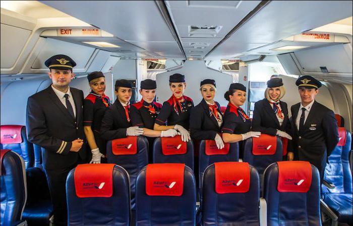 авиакомпания азур эйр самолеты [
