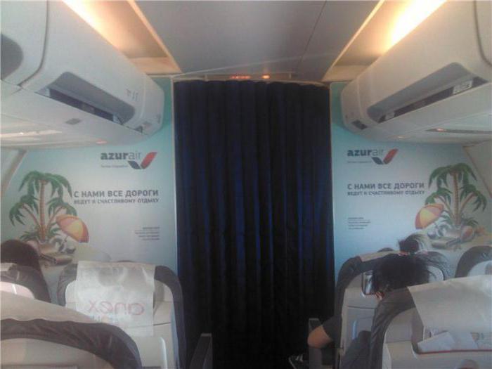 азур эйр авиакомпания рейсы