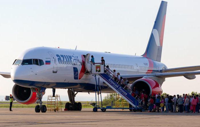 азур эйр авиакомпания отзывы
