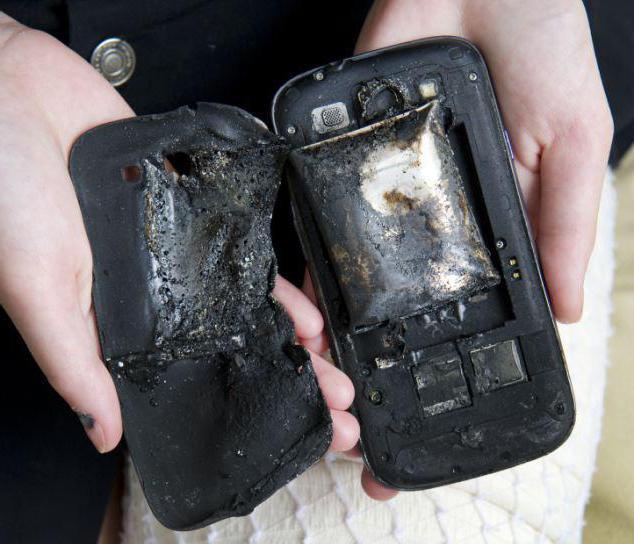 почему вздулась батарея на телефоне