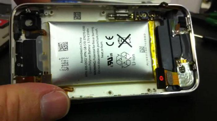батарея для телефона
