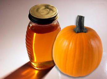 Мед из тыквы с сахаром