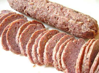 салями колбаса