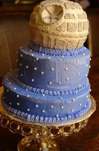 торт звездные войны фото