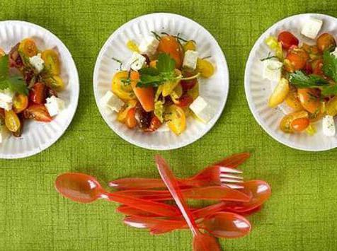 салаты на скорую руку из простых продуктов