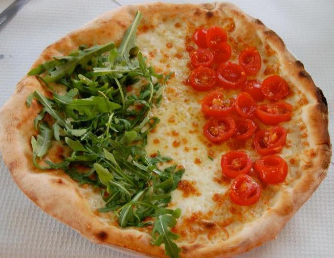 Как сделать пиццу рецепт итальянская