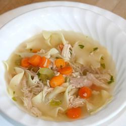 Блюда приготовлены в супах