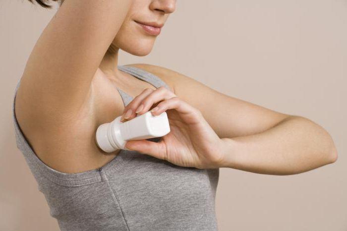 безвредные для здоровья дезодоранты