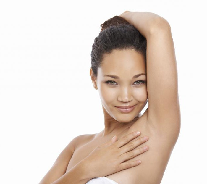 безвредный дезодорант для женщин