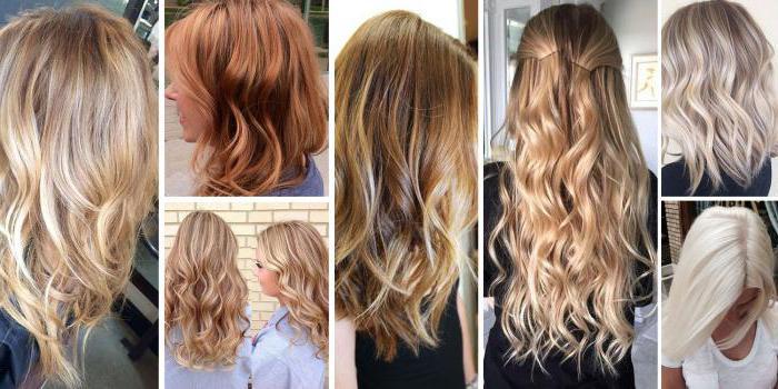 окрашивающие бальзамы для волос