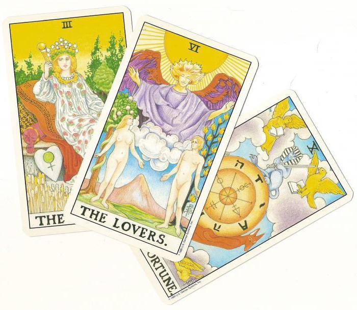Значение 36 карт при гадании: толкование