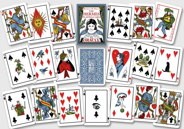 Как можно сделать игральные карты 469