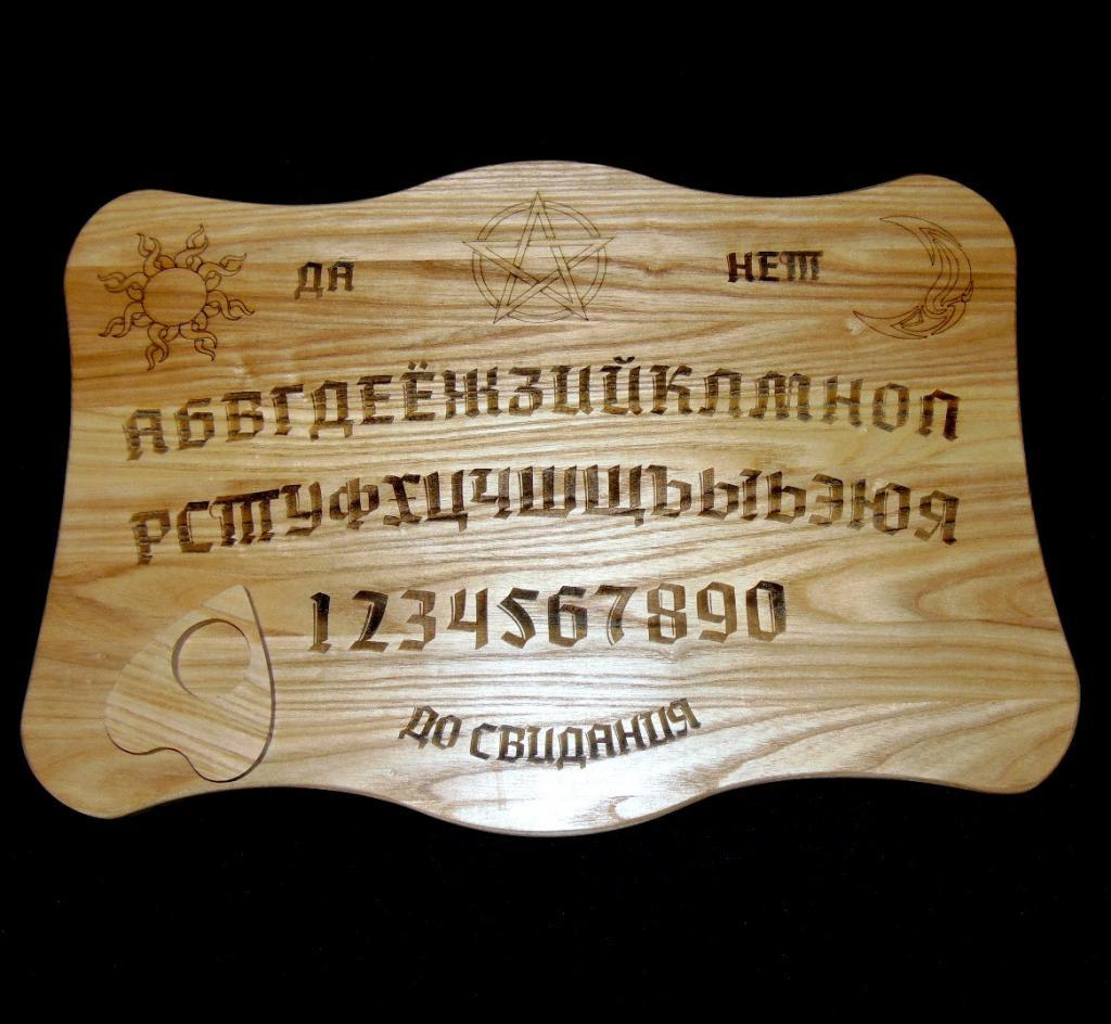 Wija Spirit Board