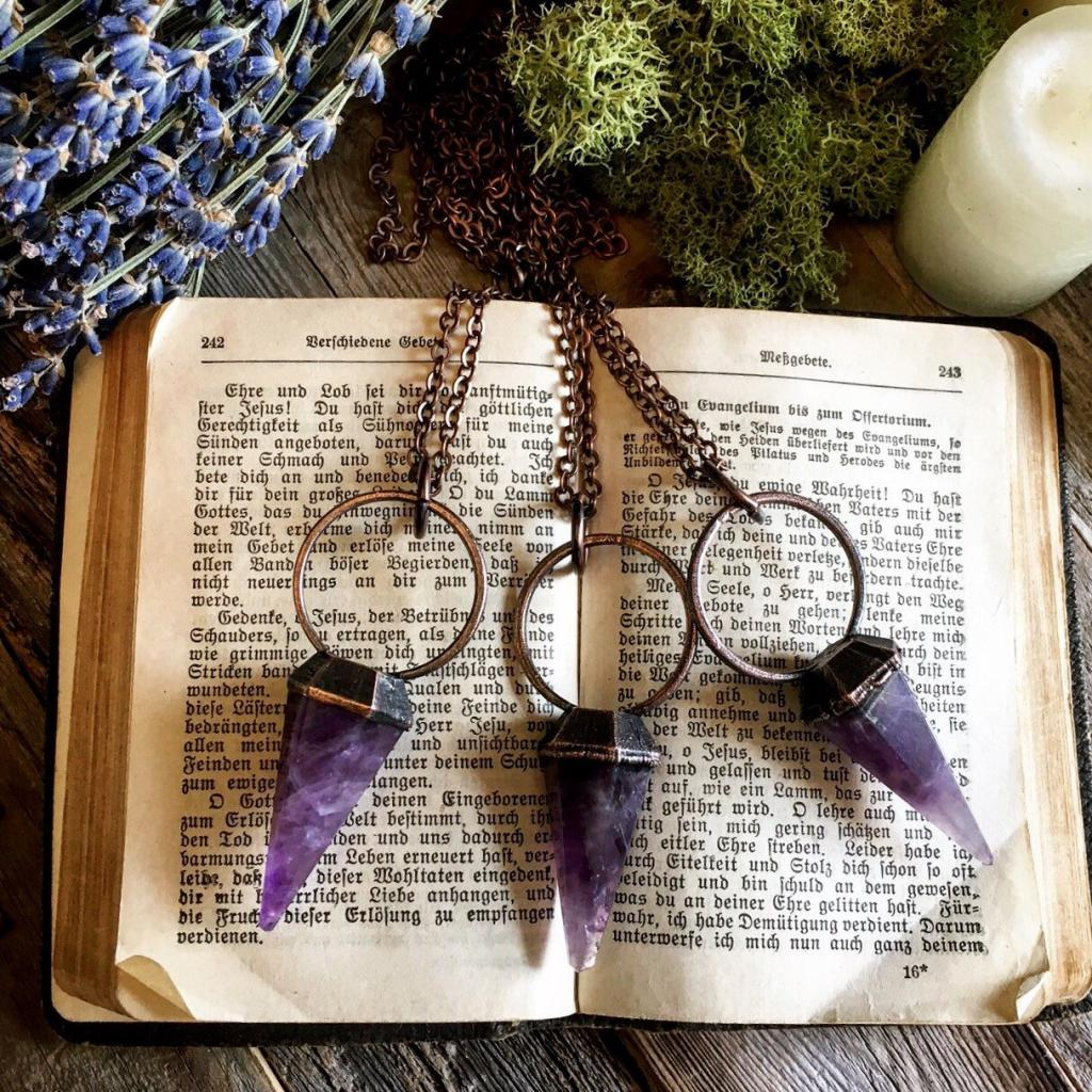 Pendulums for communicating with spirits