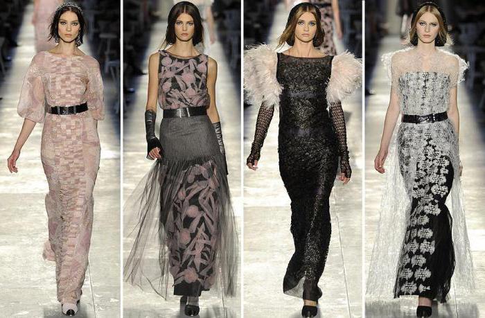 Модельеры одежды известные модельеры