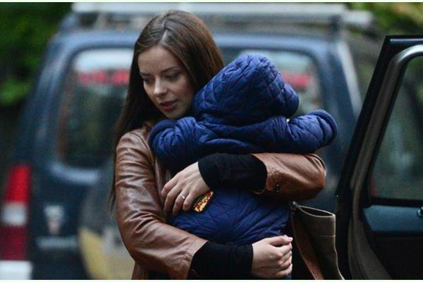 марина александрова и дети фото