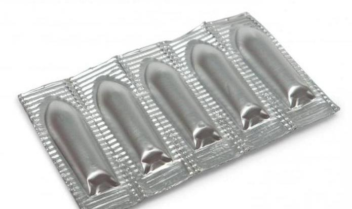 Свечи и вагинальные таблетки клотримазол