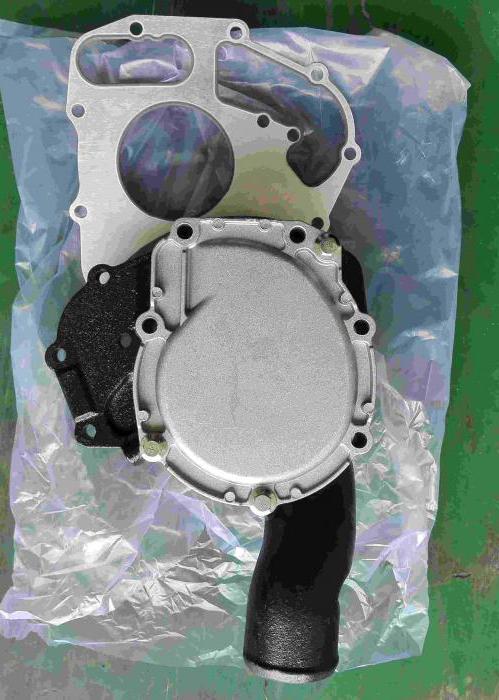 система охлаждения двигателя камаз