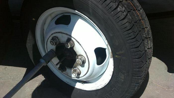 колеса на газель r16