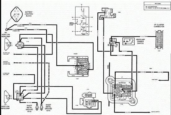 монтажно-технологическая схема