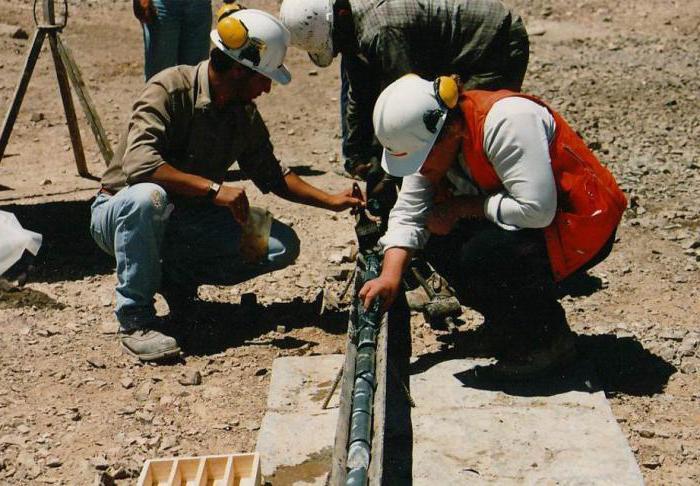 Геологоразведочные работы: этапы и стадии