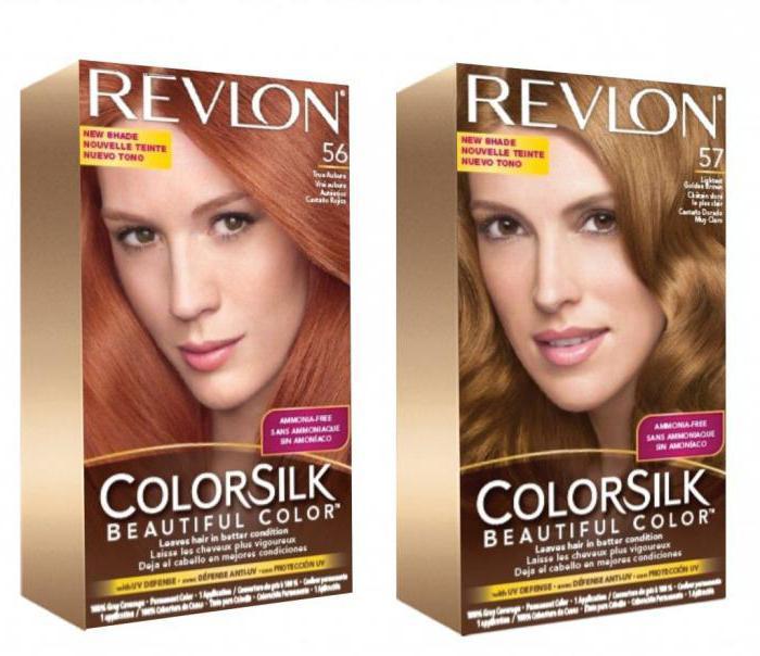 Revlon для волос краска