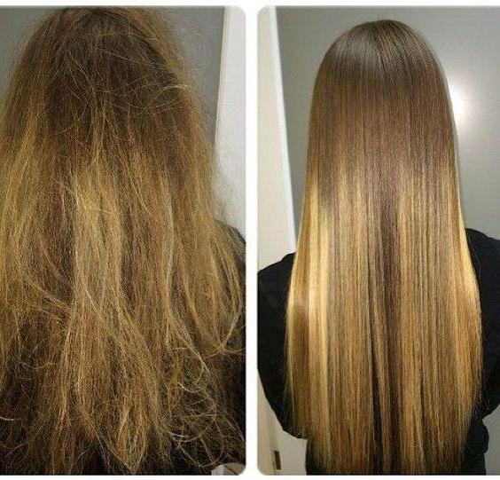 Гидролизованный кератин – восстановление волос современной экокосметикой