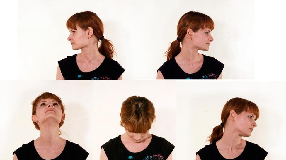 чем, как расслабить мышцы шеи упражнения с фото зависит