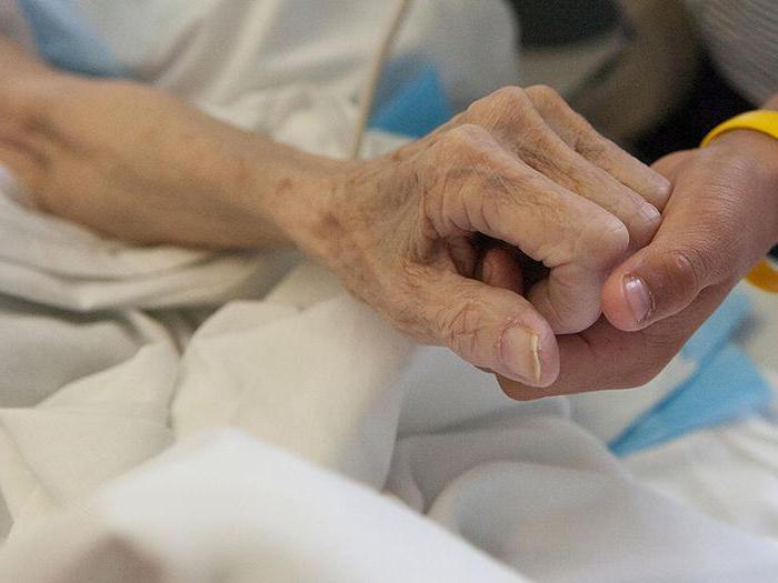 Смерть от рака матки 20