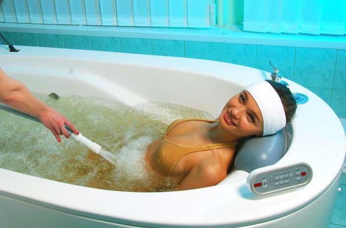 бальнеотерапия виды бальнеотерапевтических процедур показания
