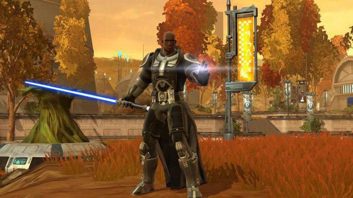 Star Wars: The Old Republic - HOLONET