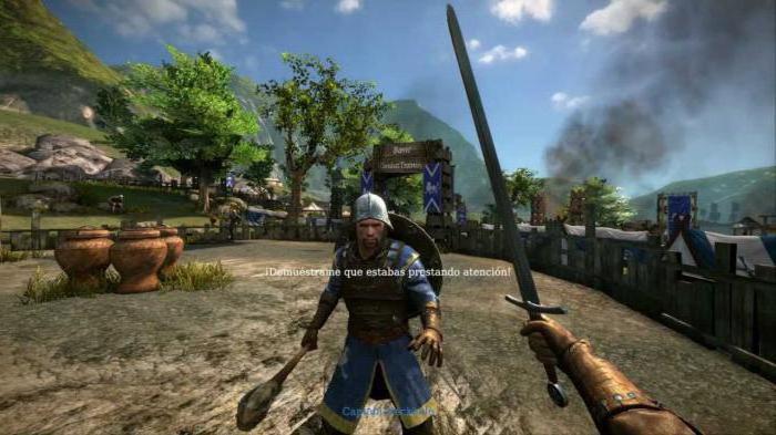 Системные требования для mount blade: warband
