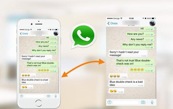 как пользоваться whatsapp на планшете