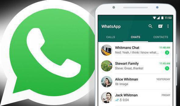 как пользоваться whatsapp на iphone