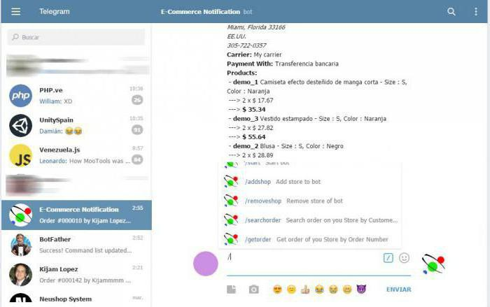 как пользоваться телеграмм в телефоне на русском