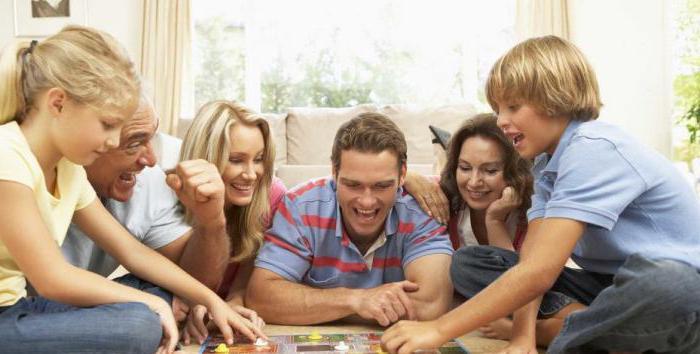 Рейтинг игр настольных для всей семьи
