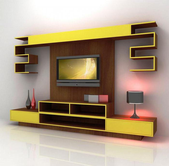 ниша под телевизор