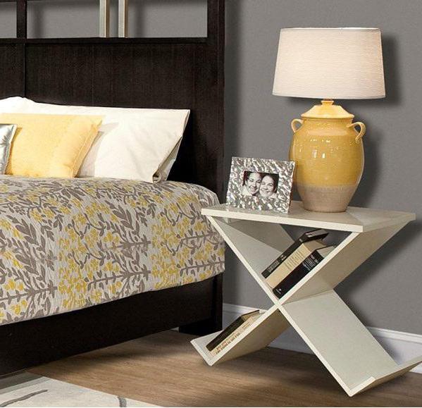 стандартные размеры прикроватных тумбочек в спальню