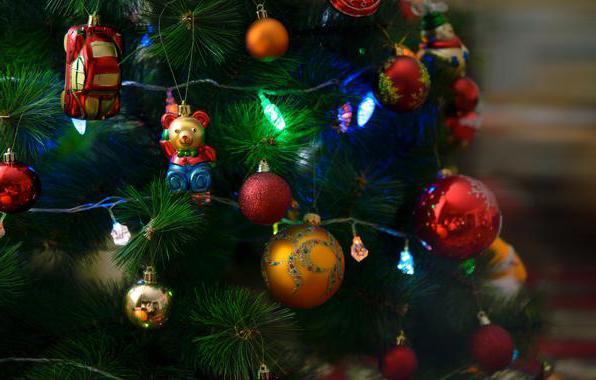 история возникновения новогодней игрушки