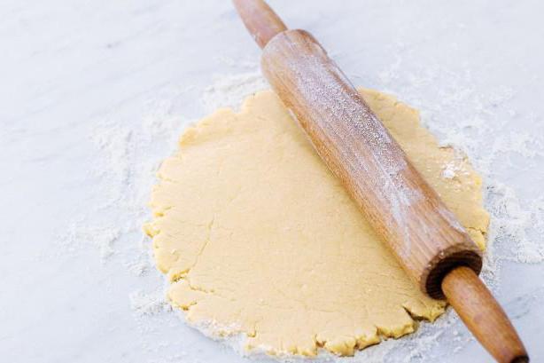 Песочное тесто. Классический рецепт