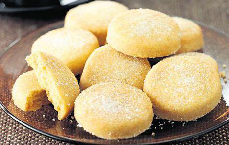Классический рецепт песочного теста для печенья