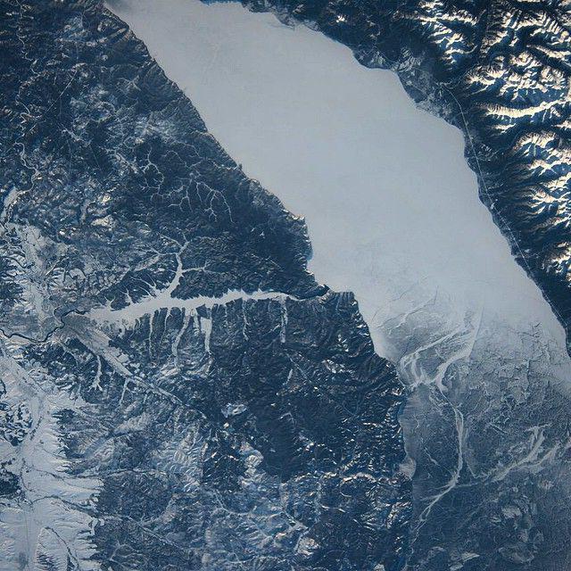 реки вытекающие из Байкала
