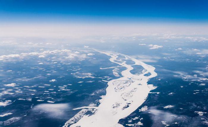 впадающие и вытекающие реки байкала