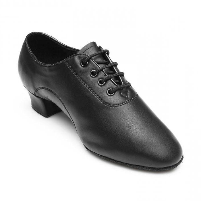бальные туфли для мальчиков