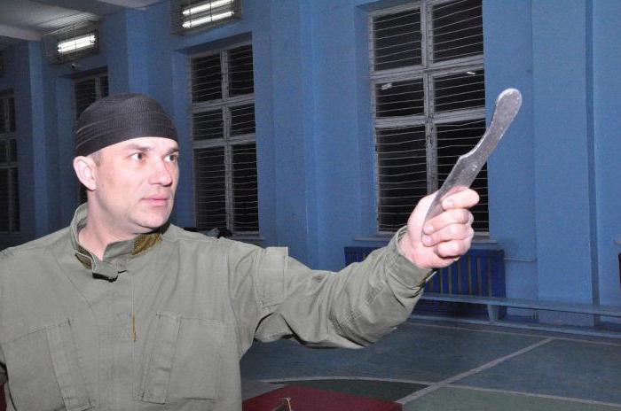 метание ножей в москве
