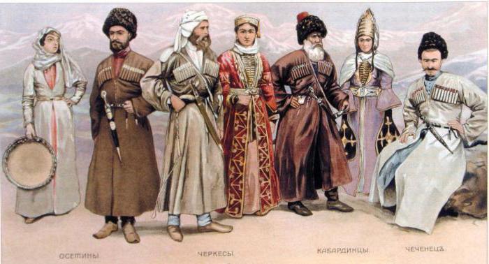 осетинские фамилии на букву г