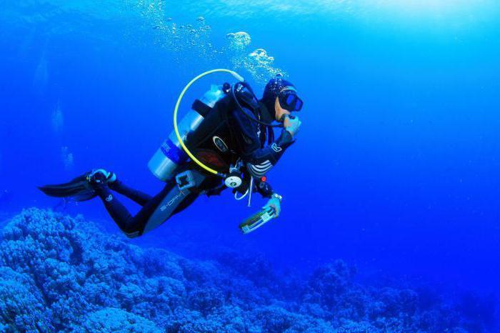 акваланг самодельный