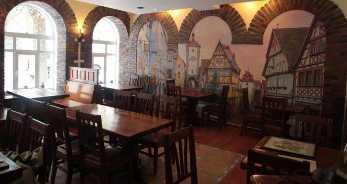 кафе бары рестораны нижний новгород