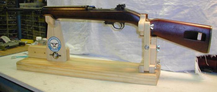 станок для пристрелки охот карабина своими руками